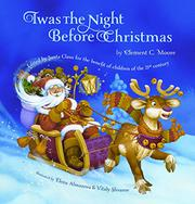 Book Cover for TWAS THE NIGHT BEFORE CHRISTMAS