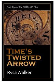 Cover art for TIME'S TWISTED ARROW
