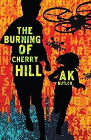 THE BURNING OF CHERRY HILL by A. K. Butler
