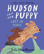 HUDSON AND THE PUPPY by Jackie Clark Mancuso