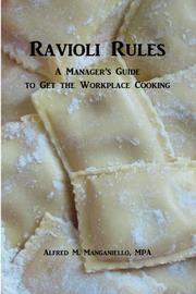 Ravioli Rules by Alfred Manganiello