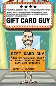 """""""GIFT CARD GUY"""" by Gary T. Dinkin"""