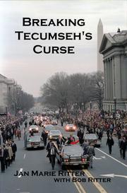 BREAKING TECUMSEH'S CURSE by Jan Marie Ritter