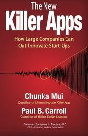 The New Killer Apps by Chunka Mui
