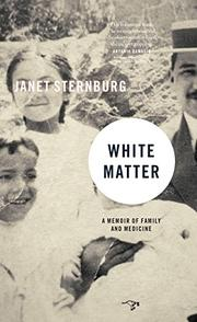 WHITE MATTER by Janet Sternburg