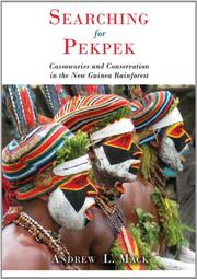 SEARCHING FOR PEKPEK by Andrew L. Mack