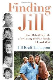 FINDING JILL by Jill Kraft Thompson