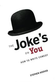 THE JOKE'S ON YOU by Stephen Hoover