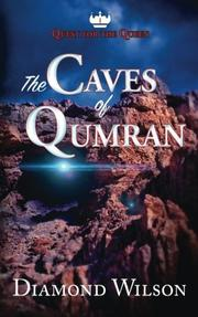 THE CAVES OF QUMRAN by Diamond  Wilson