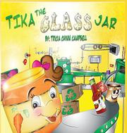 Tika The Glass Jar by Tricia Chinn Campbell