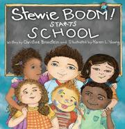 STEWIE BOOMSTEIN STARTS SCHOOL by Christine Bronstein