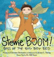 Stewie BOOM! Boss of the Big Boy Bed by Christine Bronstein