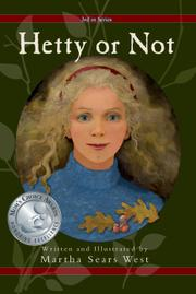 Hetty or Not by Martha Sears West