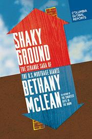 SHAKY GROUND by Bethany McLean