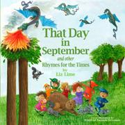 That Day in September and other Rhymes for the Times by Liz Lime