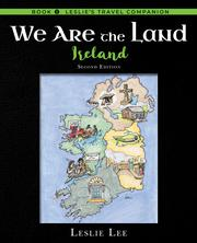 WE ARE THE LAND  by Leslie Lee