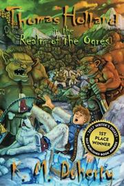 Thomas Holland in the Realm of the Ogres by K.M. Doherty