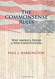 THE COMMONSENSE RULES by Paul J. Harrington