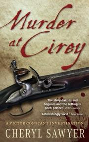 MURDER AT CIREY by Cheryl Sawyer