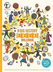 THE BIG HISTORY TIMELINE WALLBOOK by Christopher Lloyd