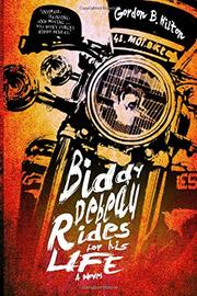Biddy Debeau Rides for His Life by Dan G. Hilton