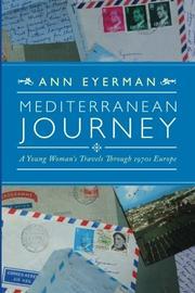MEDITERRANEAN JOURNEY Cover