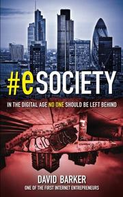 #ESOCIETY by David Barker