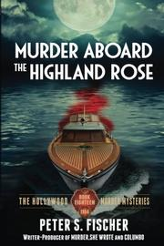 MURDER ABOARD THE HIGHLAND ROSE Cover