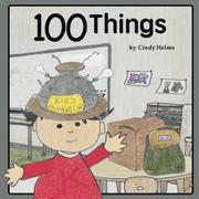 100 THINGS by Cindy Helms