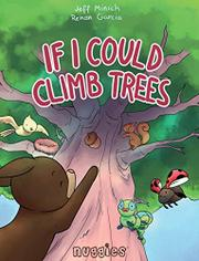 IF I COULD CLIMB TREES by Jeff Minich