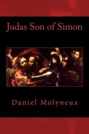 JUDAS SON OF SIMON by Daniel Molyneux