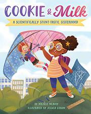 COOKIE & MILK by Michele McAvoy