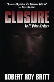 Closure by Robert Roy Britt