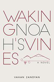 WAKING NOAH'S VINES Cover