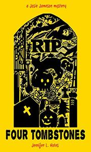 FOUR TOMBSTONES Cover
