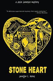 STONE HEART by Jennifer L. Hotes