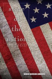 STATE OF THE NATION by David Jackson  Ambrose