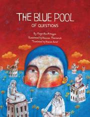 THE BLUE POOL OF QUESTIONS by Maya  Abu-Alhayyat