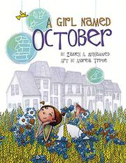 A GIRL NAMED OCTOBER by Zakieh A. Mohammed