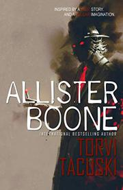 ALLISTER BOONE Cover