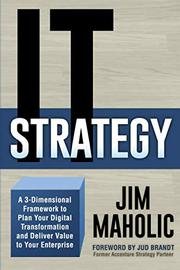 IT STRATEGY by Jim Maholic
