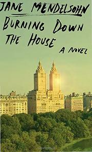 BURNING DOWN THE HOUSE by Jane Mendelsohn