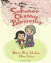 SAKURA'S CHERRY BLOSSOMS by Robert Paul Weston