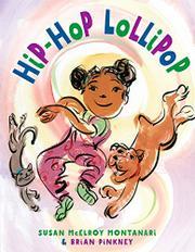HIP-HOP LOLLIPOP by Susan McElroy Montanari
