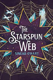 THE STARSPUN WEB by Sinéad O'Hart