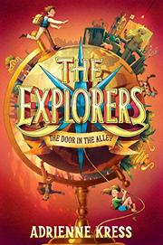 THE EXPLORERS by Adrienne Kress
