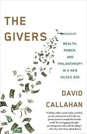 THE GIVERS by David Callahan