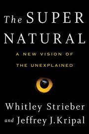 THE SUPER NATURAL by Jeffrey J. Kripal