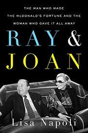 RAY & JOAN by Lisa Napoli