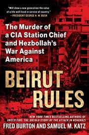 BEIRUT RULES by Fred Burton